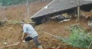 Selesai Banjir, Kini Cagar Alam Diterjang Tanah Longsor