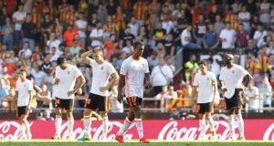 Kalah Lagi, Valencia Catat Rekor Terburuk Dalam 17 Tahun