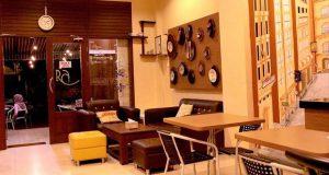 Tongkrongan Asyik Smiley Kafe, GDC Depok