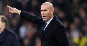 Zidane Murka, Real Madrid Keok di El Clasico
