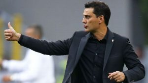 AC Milan Keok Lagi, Montella Dibully di Twitter