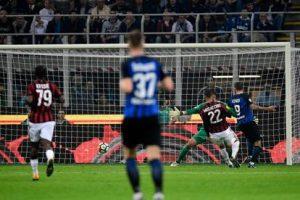 Tiga Gol Icardi ke Gawang AC Milan,  Inter Milan Duduki Pringkat Dua Klasemen Sementara Liga Italia
