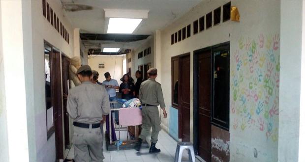 Razia Rumah Kost, 20 Orang Digiring ke Kantor Satpol PP Depok