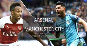 Inilah Prediksi Arsenal vs Manchester City Malam Nanti