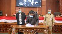 DPRD Depok Setujui 3 Raperda, Salah Satunya Soal CSR