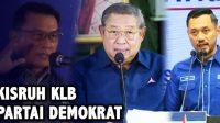 Kisruh Demokrat, Edi Sitorus Ingatkan Kader di Depok, Jangan Coba-coba! Langsung Pecat !