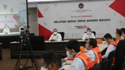 Rapat Kemenko PMK terkait penangulangan bencana alam