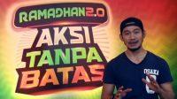 Sejumlah Artis Siap Semarakkan Ramadhan 2.0 Aksi Tanpa Batas