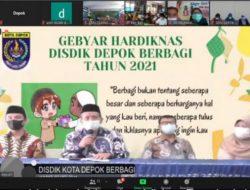 'Disdik Berbagi' Kumpulkan Ribuan Paket Sembako