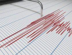 Gempa Kekuatan Magnitudo 5 Goyang Banten