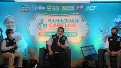 Ramadan Care Line Siaga Bantuan Pangan 24 Jam