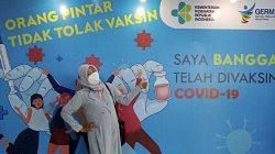Kasus Tinggi, Pemerintah Percepat Vaksinasi Ibu Hamil dan Anak