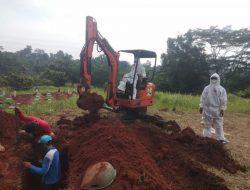 Depok Tambah Lahan 8 Hektare  Pemakaman Jenazah Covid-19
