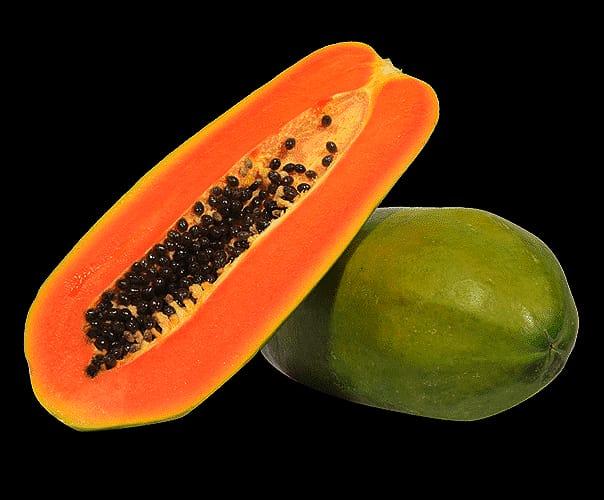 buah lokal pepaya