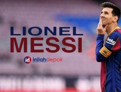 Resmi, Lionel Messi Tinggalkan Barcelona, Warganet Dunia Sedih
