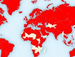 Kasus Covid-19 Dunia Per 28 Agustus 2021: India Tertinggi