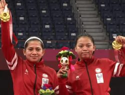Keren ! Leani Ratri Oktila Dapat Bonus Rp 13,5 M, Atas Prestasinya di Paralimpiade Tokyo