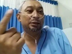 Chef Haryo Meminta Maaf dan Doa Jelang Operasi Jantung.
