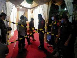 Mantan Lurah di Depok Gelar Kawinan di Hari Pertama PPKM Darurat, Dituntut dan Membayar Denda Rp 1 Juta !