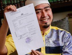 Ustadz Solmed Resmi Laporkan Ustadz Suwarna ke Polisi, Pencemaran Nama Baik.